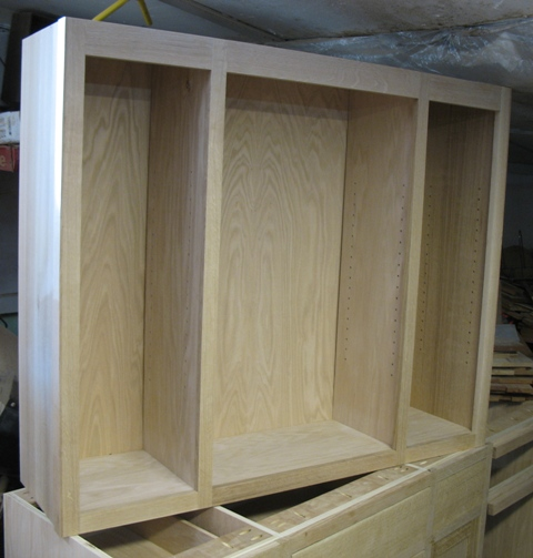 Superieur Iu0027ve Also Started Building The Wall Cabinet That Will Be Above This Base  Cabinet To Give A Hutch Look.
