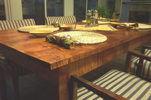 Magnificent Maple Dining Room Table 640 x 427 · 80 kB · jpeg